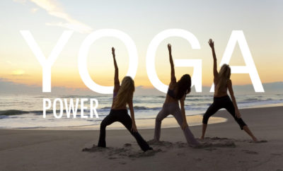 yoga power