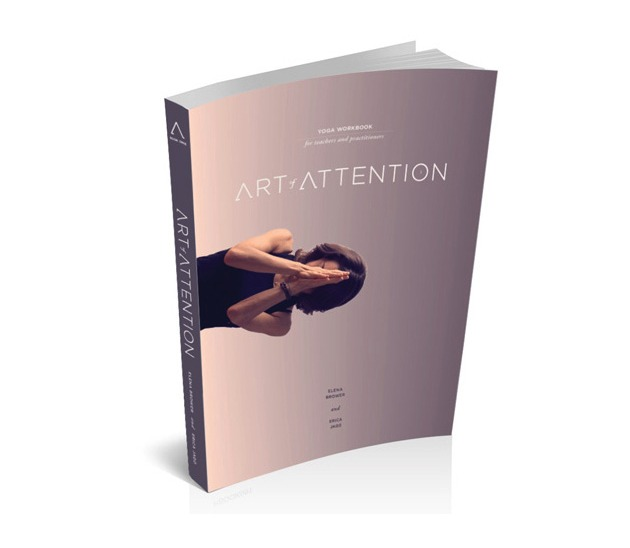art of attention book