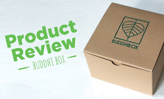 Product Review Buddhibox A Subscription Box For Yogis