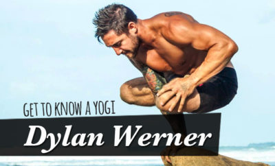 get to know a yogi dylan werner