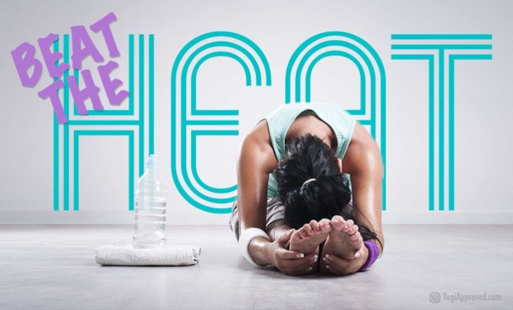 3 Tips To Help You Beat The Hot Yoga Heat
