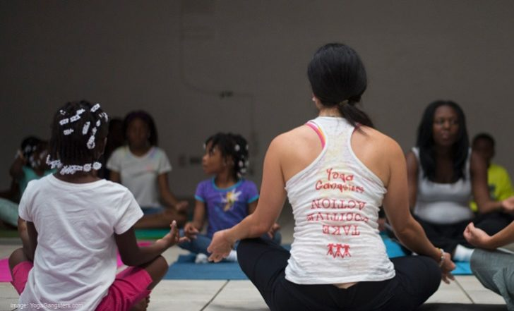 A Story Of Yoga Helping Our At Risk Youth