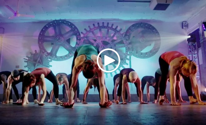 yogadance video