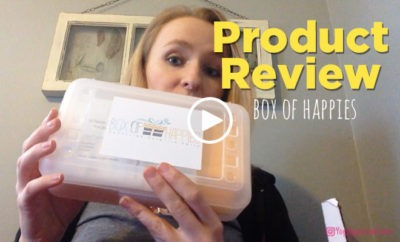 box of happies product review