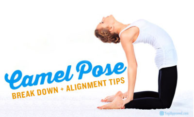 camel pose-featured