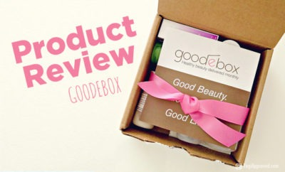 goodebox product review
