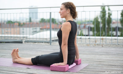 yoga products for short arms