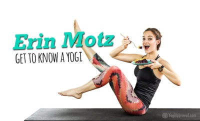 get to know a yogi erin motz