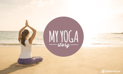 my yoga story of grief