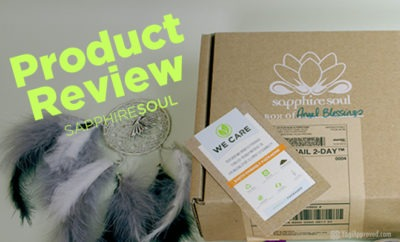 sapphire soul product review