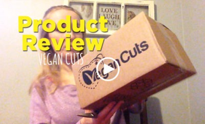 vegan cuts product review with play