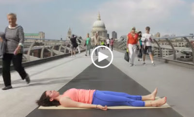 yoga bridge video
