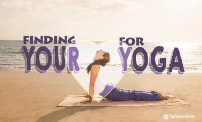 finding your love for yoga