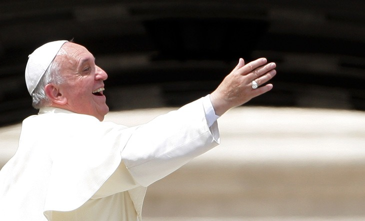 Pope Francis on Yoga, Freedom, and Mindfulness