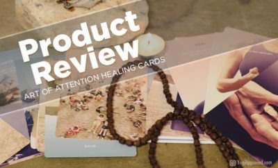 product review art of attention cards