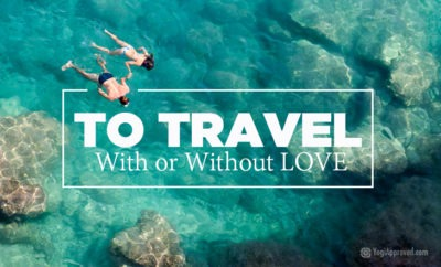 travel with and without love