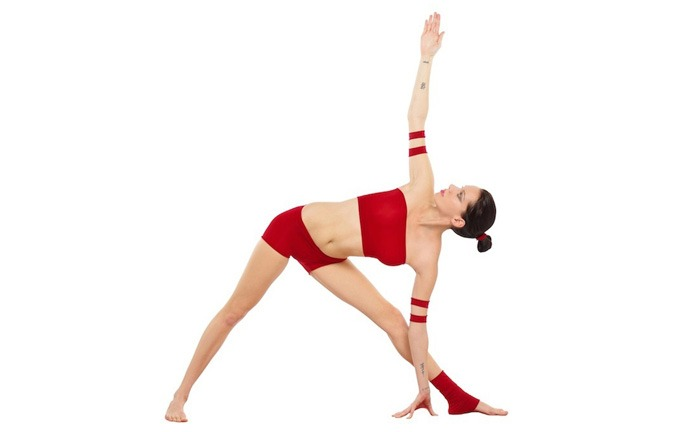 triangle-pose-red