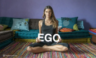 Confessions of an Egotistical Yoga Teacher