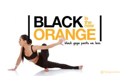 black is the new orange