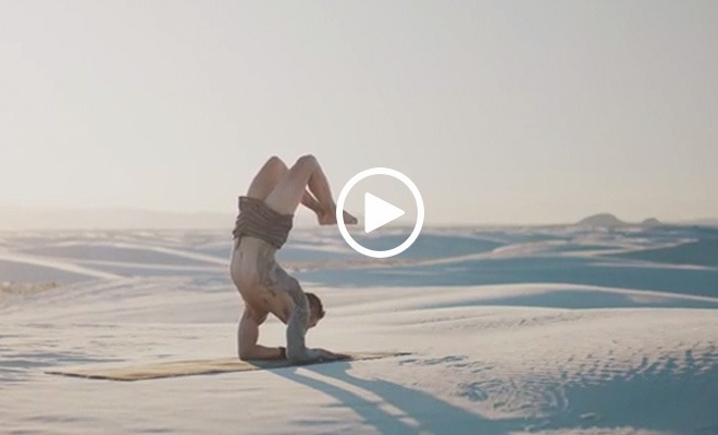 The Desert Yogi – With Dylan Werner (Video)