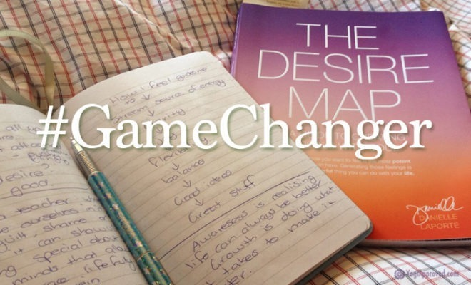 Desire Map Game Changer