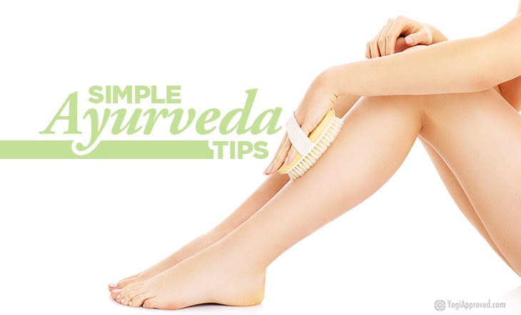 Simple Ayurveda Tips for A Healthier You