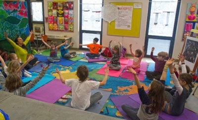 yoga-in-school