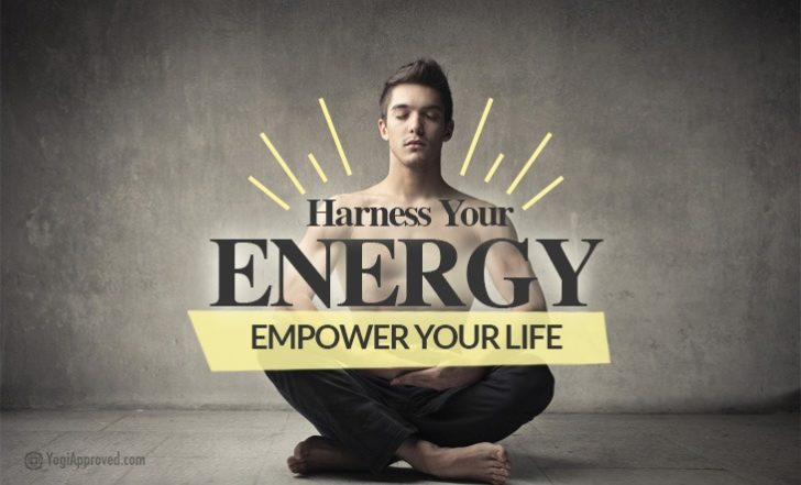 Harness Your Energy, Empower Your Life (Self Improvement)