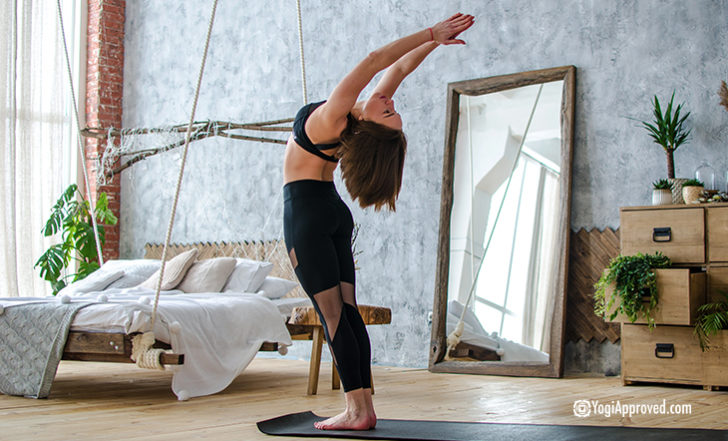 Follow These 4 Tips to Create a Home Yoga Practice For Yourself