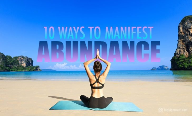 10 Ways to Manifest Abundance This Summer