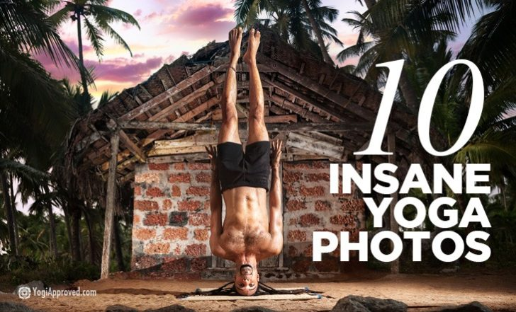 10 Insane Yoga Photos