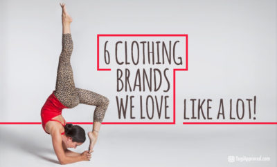 6 yoga brands we love
