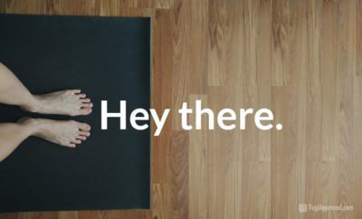 letter from your yoga mat