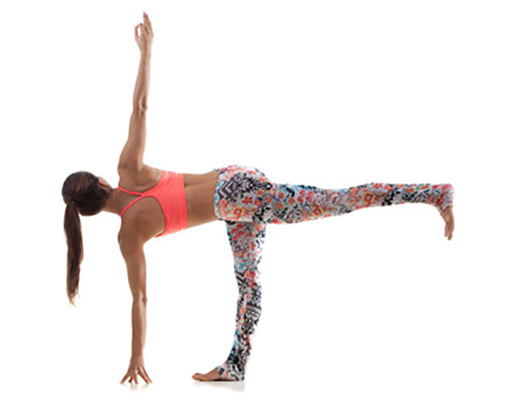 yoga-revolved-half-moon-pose - YogiApproved™
