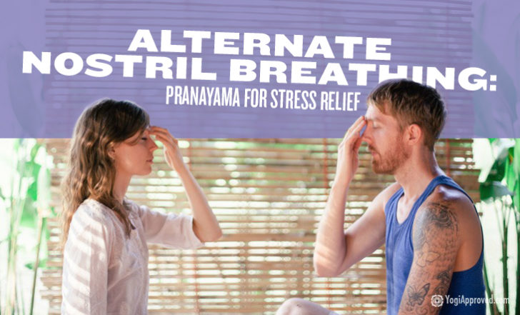 Alternate Nostril Breathing: Use This Pranayama Technique For Stress Relief