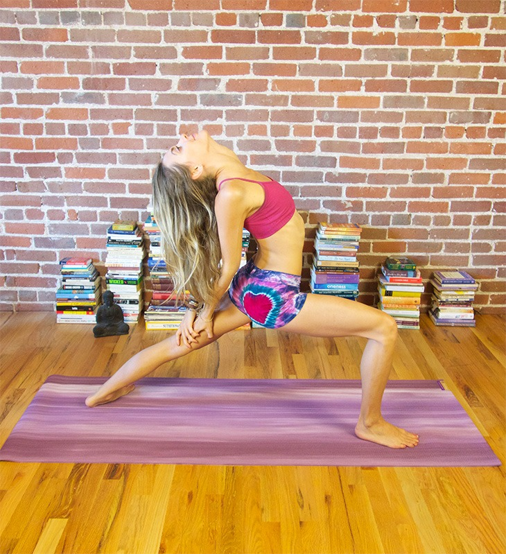 Arching-Warrior-Pose