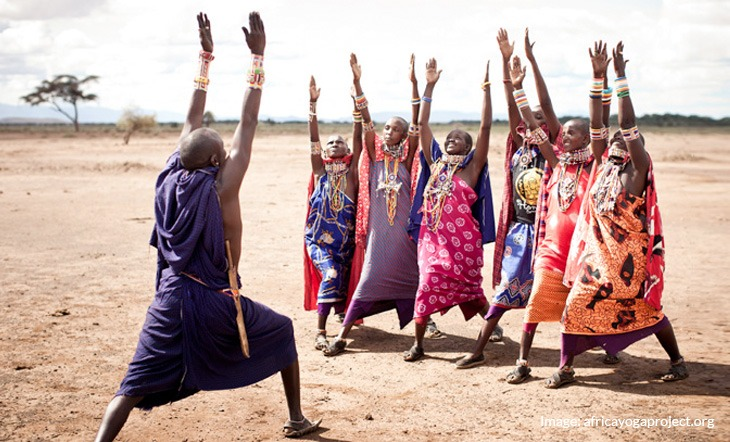4 Yoga-Based Humanitarian Initiatives Making a Difference in the World