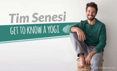 get to know a yogi tim senesi