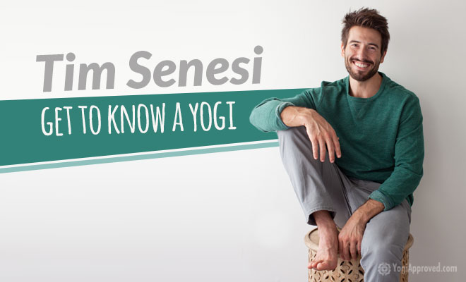 Get to Know a Yogi With Tim Senesi (Surfers Listen Up)