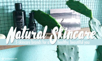 natural skincare brands