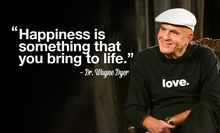 10 Life Lessons We Learned from Dr. Wayne Dyer