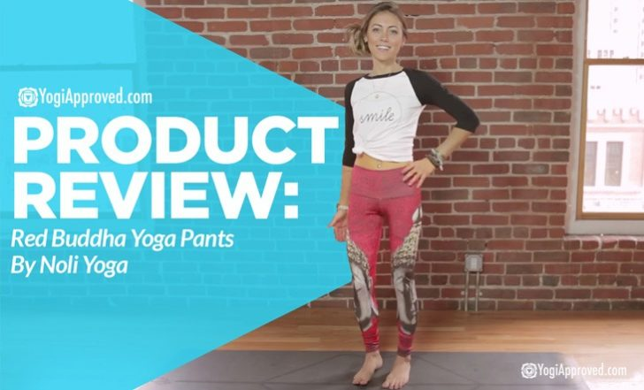 Red Buddha Yoga Pants by Noli Yoga – Product Review (Video)