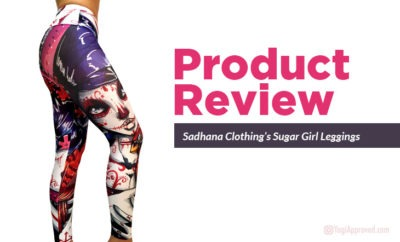 Sadhana clothing sugar girl leggings product review