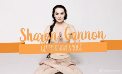 get to know a yogi sharon gannon