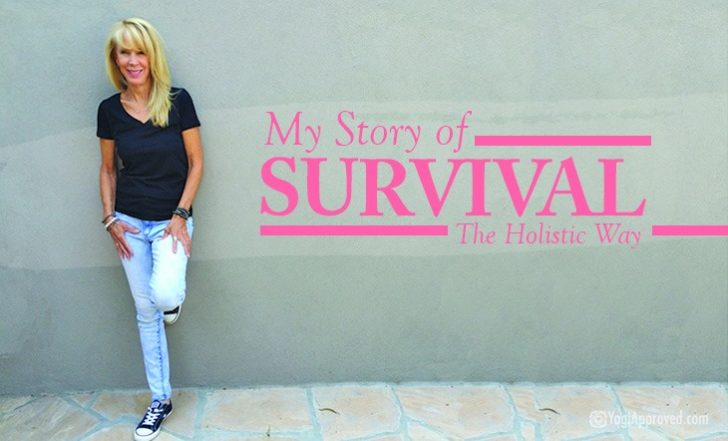 My Story of Surviving Breast Cancer Holistically