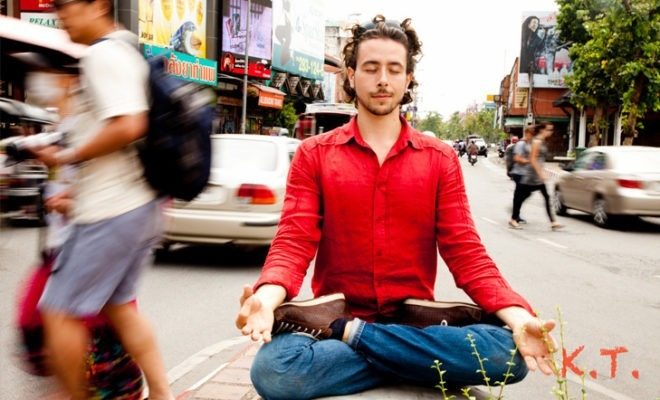 Travel And Yoga
