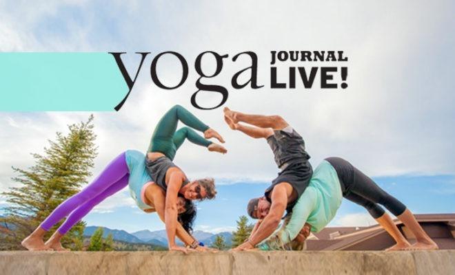 Yoga Journal Live