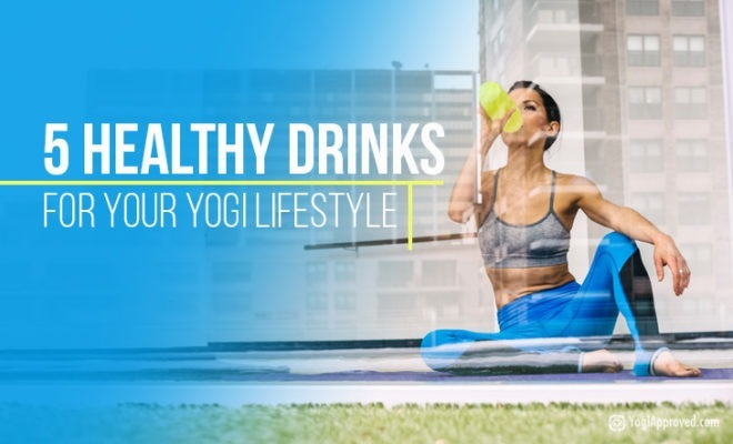 5 Healthy Drinks