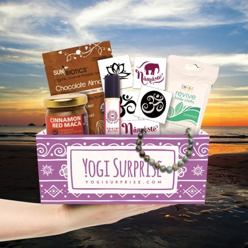 Yogi Surprise Holiday Gift Box ($50)
