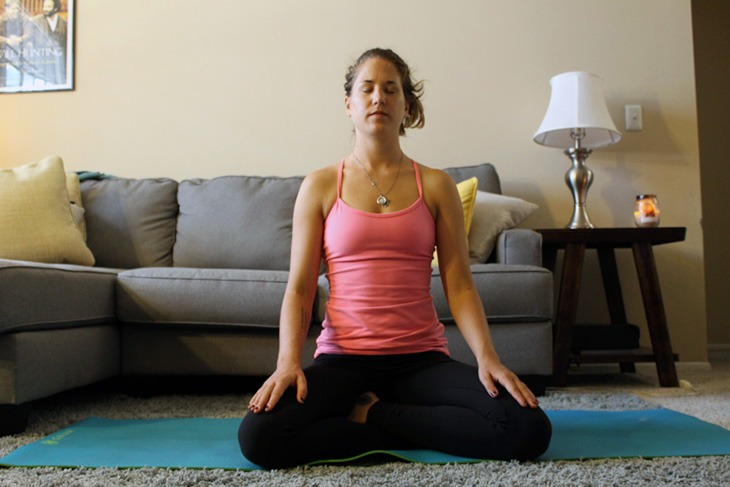 Easy-Seated-Pose-for-Meditation